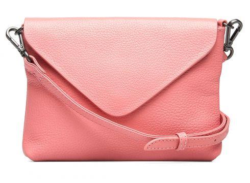 Jenny Crossbody Bag, Grain Bags Small Shoulder Bags - Crossbody Bags Pink MARKBERG(112085472)