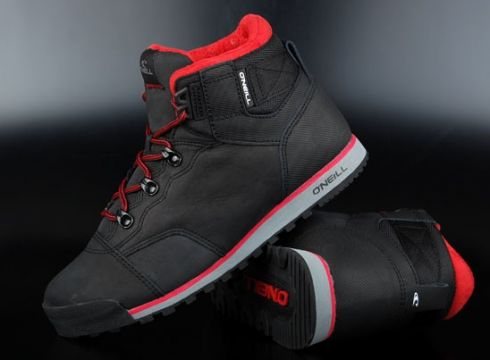 Oneill Schuhe Dawn Patrol Black Hiking Boots(77152807)