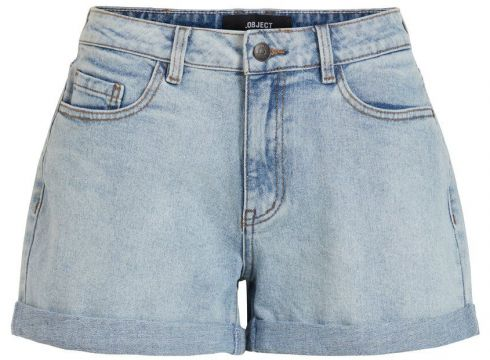 OBJECT COLLECTORS ITEM Coupe Droite Shorts En Jean Women blue(114173193)