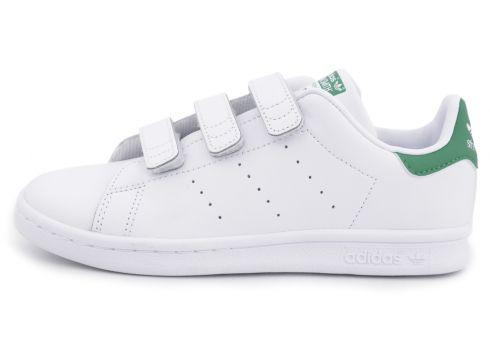adidas Stan Smıth Cf C Çocuk Günlük Ayakkabı Yeşil(60929607)