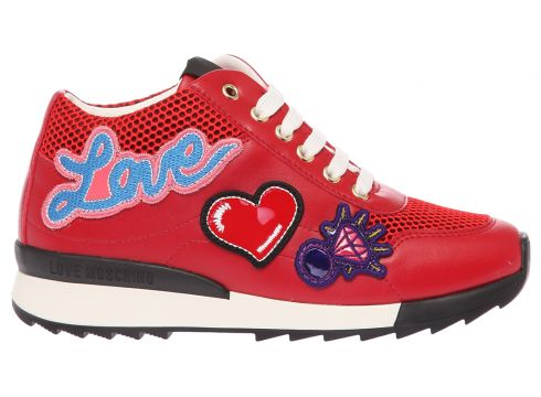 Love Moschino-Love Moschino Spor Ayakkabı(108593600)