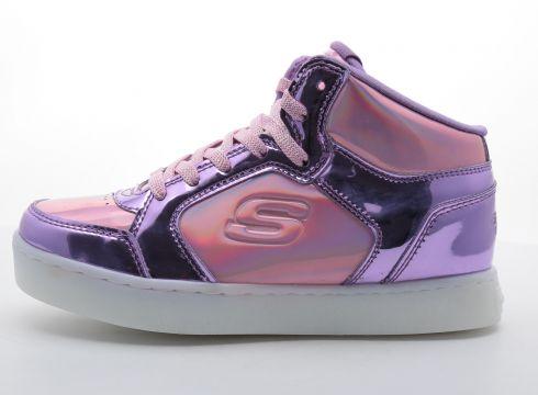 Skechers Energy Lıghts-Shıny Brıghts Çocuk Spor Ayakkabı Mor(125113253)