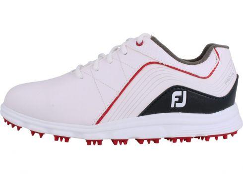 FootJoy Pro/SL Golfschuh Junior Golfbekleidung & Golfschuhe weiß US 2,0(77207866)