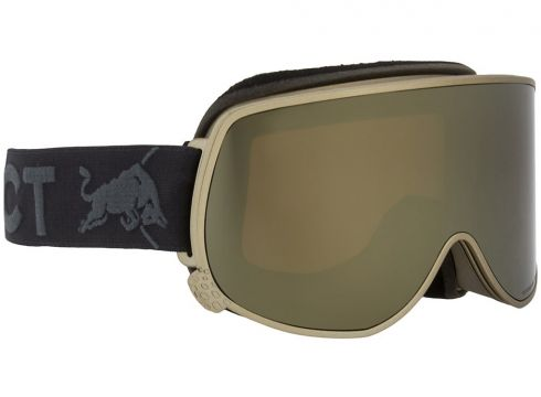 Red Bull SPECT Eyewear MAGNETRON_EON-009 Gold geel(104308822)