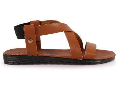 Stilgo Kadın Taba Sandalet Dln0120(118646755)