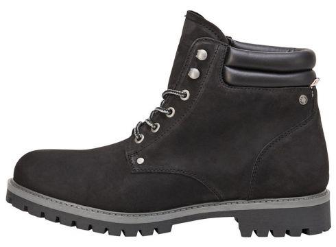 JACK & JONES Workwear- Stiefel Herren Schwarz(83446029)
