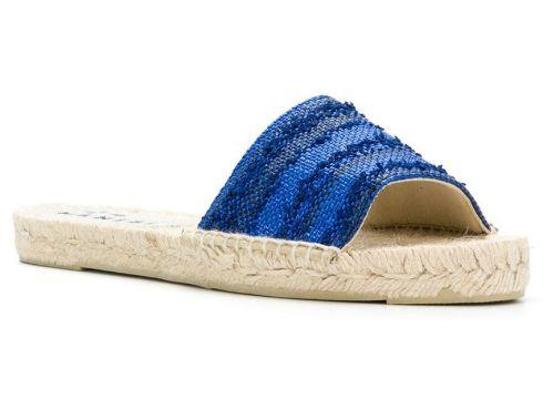 Manebi sandales Yucatan - Bleu(65460889)