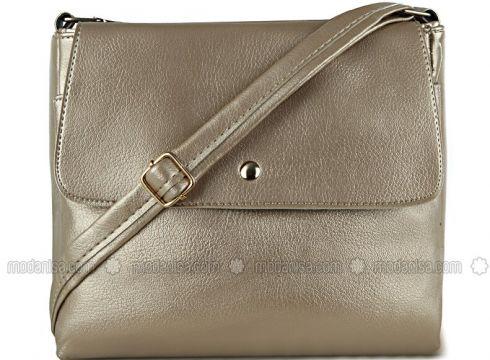 Golden tone - Shoulder Bags - Polonation Yatch Club(110319379)