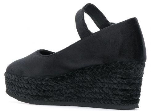 Castañer Nala wedge pumps - Noir(76703254)
