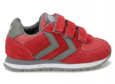 Hummel Eightyone Jr Yeşil Unisex Çocuk Sneaker Ayakkabı - FLO Ayakkabı(59492885)