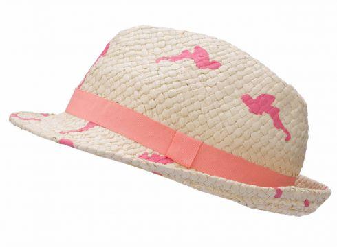 DeFacto Kız Çocuk Hasır Şapka(104872668)