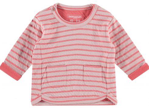 Sweatshirt mit Streifen(122448402)