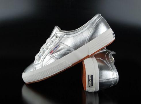 Superga Cotmetu Silver Sneaker US9,5/EU41(77152263)