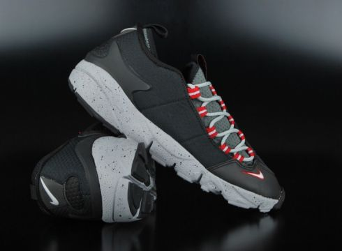 Nike Air Footscape NM Black Wolf Grey Sneaker(77151492)