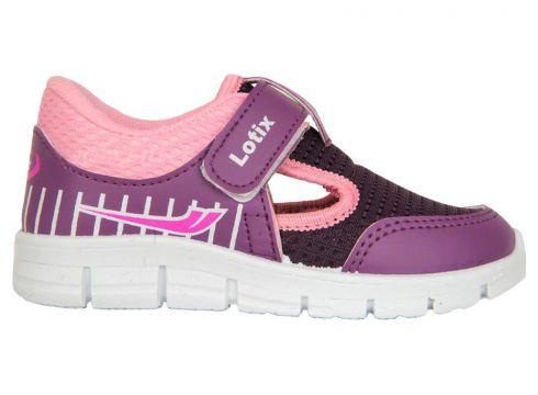 Lotix Lila Kız Çocuk Sneaker(105119149)