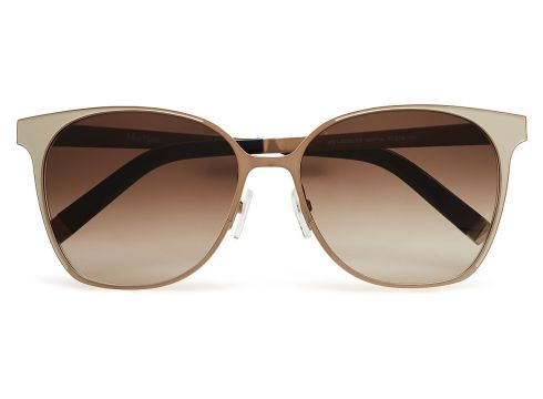 Mm Lacquer Wayfarer Sonnenbrille Braun MAXMARA SUNGLASSES(94808812)