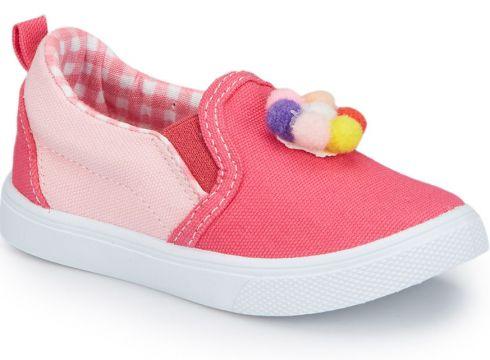 Polaris 81.510337.B Fuşya Kız Çocuk Slip On - FLO Ayakkabı(72777003)