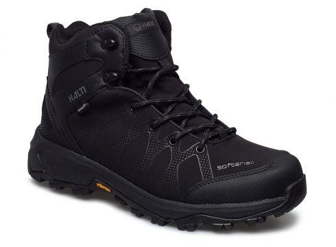 Freddo Mid Dx M Ag Outdoor Shoes Stiefel Halbstiefel Schwarz HALTI(100398756)