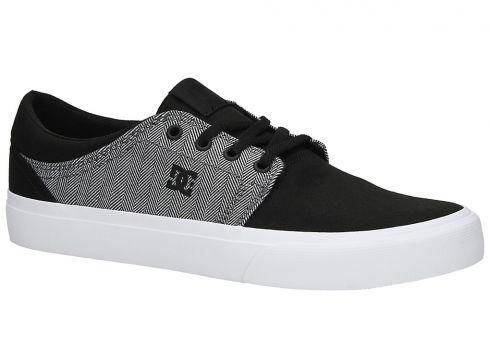 DC Trase TX SE Sneakers zwart(96853850)