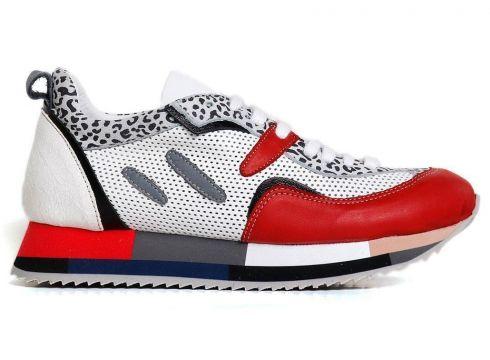 BUENO Kadın Kırmızı Shoes Spor 20wq5403(118645450)
