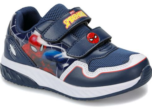 Spiderman 91.change.p Lacivert Erkek Çocuk Spor Ayakkabı - FLO Ayakkabı(86185219)