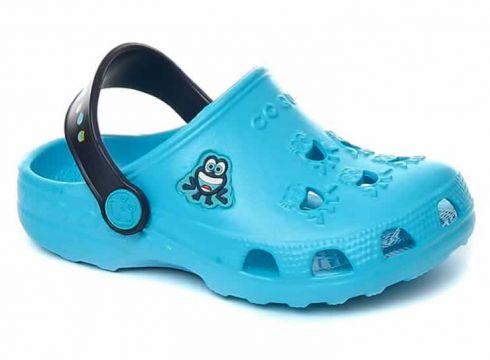 COQUI 1couk2018019 Mavi Erkek Çocuk Terlik - FLO Ayakkabı(89499152)