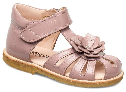 Sandals - Flat Sandalen Pink ANGULUS(105286422)