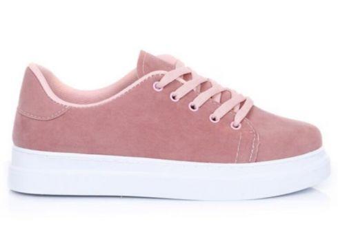 Motif Pudra Kadın Sneaker(114224586)